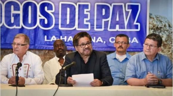 Tras la firma de la paz definitiva en La Habana, ahora Colombia comienza el duro camino de poder lograrla. FOTO: ANDES.
