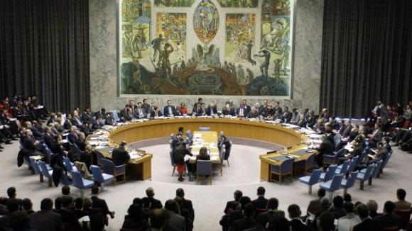 Como integrante del Comité de Seguridad de la ONU Bolivia respaldará las acciones de paz en Colombia. FOTO: ANDES.