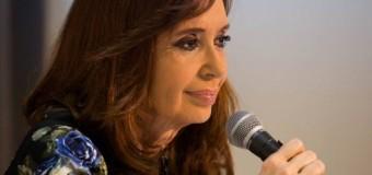 PERSECUSIÓN POLÍTICA – Régimen | Cristina Fernández denuncia la existencia de una fuerza para-estatal instaurada por el macrismo.