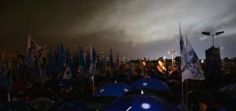 POLÍTICA – Peronismo | Cristina Fernández fue recibida por una multitud en Buenos Aires.