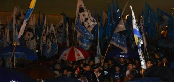EDITORIAL – Peronismo | Cristina Fernández llega a Buenos Aires y la rueda política adquiere otra velocidad.