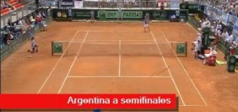 TV MUNDUS – Deporvida 298 | Argentina superó a Italia en cuartos de la Davis 2016.