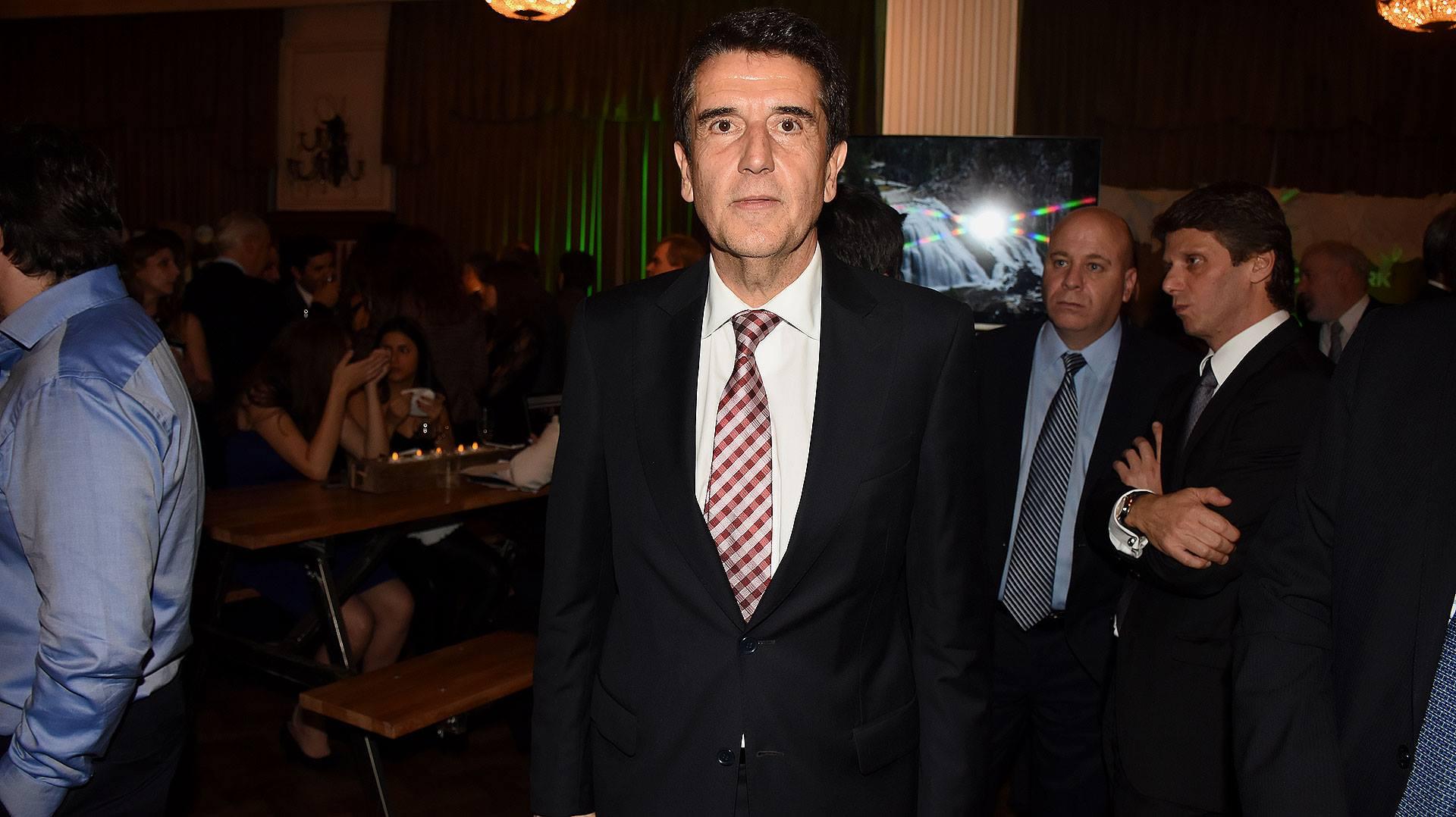 El Presidente del Banco Nación, el fugador de capitales en la Embajada de Estados Unidos.
