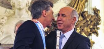 LAWFARE – Régimen |  Periodistas, fiscales y jueces rendían cuentas a Macri en la Rosada.