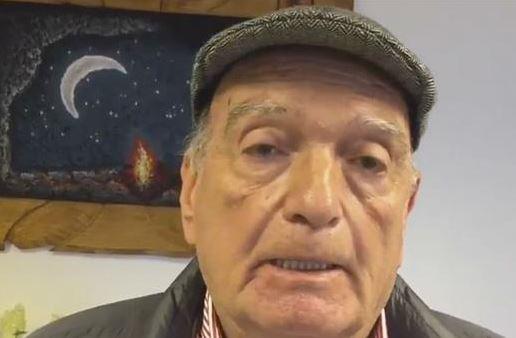 Raúl Noro, esposo de MIlagro Sala fue detenido. Momentáneamente está internado por una descompensación. FOTO: TUPAC AMARU