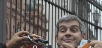 ELECCIONES 2019 – Régimen | Según Marcos Peña los radicales está contentos con la elección de Pichetto como candidato a Vicepresidente.