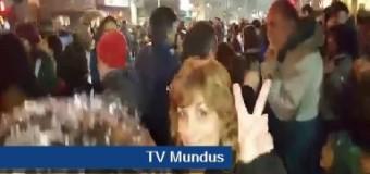 TARIFAZOS – Régimen | Masivo cacerolazo en todas las ciudades del país.
