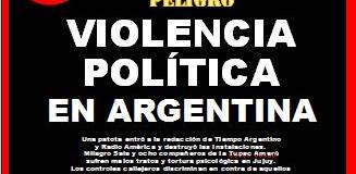 ECO INFORMATIVO n° 73 | Violencia política en Argentina