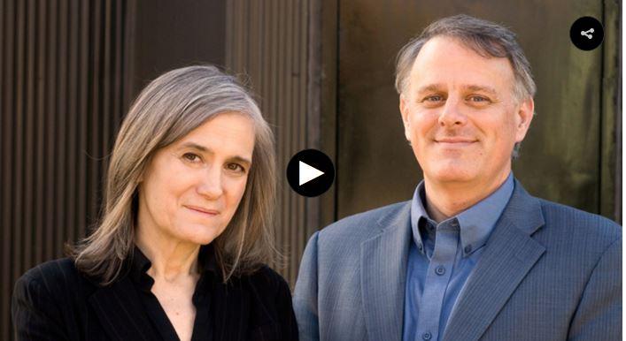 Goodman y González, autores de la nota de Democracy Now.