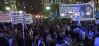 En Directo | Marcha de la Resistencia de las Madres de Plaza de Mayo.