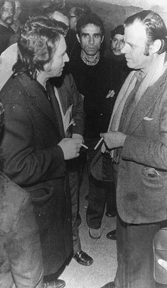 Raimundo Ongaro y Agustín Tosco. La Federación Gráfica y Luz y Fuerza eran estandartes de la resistencia popular.