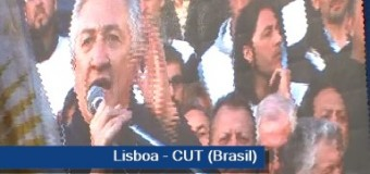 TRABAJADORES – Régimen | Brasil y Uruguay se hicieron presentes en la Marcha Federal.