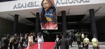 REGIÓN – Ecuador | Premian a la ex Presidenta Cristina Fernández con el reconocimiento Manuela Sáenz. EL DISCURSO COMPLETO.