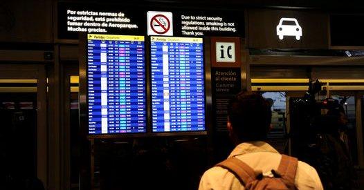 Los vuelos de LATAM sufrirán paros sorpresivos hasta que los empresarios dejen de hostigar a los empleados.