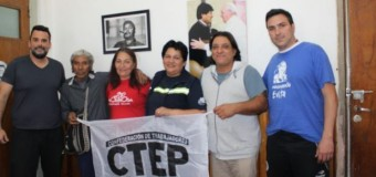 TRABAJADORES – Mundo | La Central de Trabajadores de la Economía Popular (CTEP) viaja a cumbre mundial.