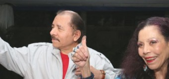 REGIÓN – Nicaragua | Daniel Ortega obtuvo una contundente victoria en las elecciones presidenciales.