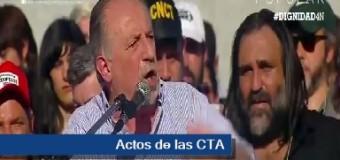 TV MUNDUS -Noticias 222 | Multitudinario acto de las dos CTA en 19 ciudades.