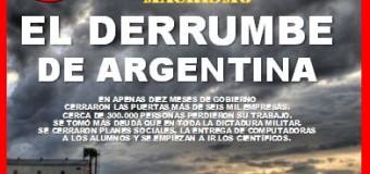 ECO INFORMATIVO n° 74 | El derrumbe de la Argentina.