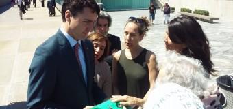 DERECHOS HUMANOS – Gobierno | El Primer Ministro de Canadá reclamó ante Macri por la libertad de Milagro Sala.