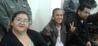DERECHOS HUMANOS – Mapuches | Milagro Sala, detenida política del macrismo envió carta al pueblo mapuche reprimido brutalmente.
