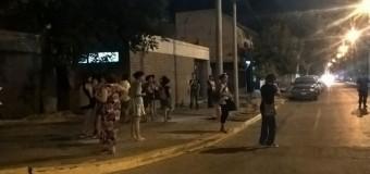 MINERÍA – Represión   Reprimen y detienen a vecinos de Veladero que protestaban contra la mina de la zona.