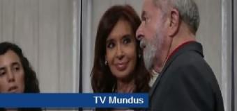 REGIÓN – Dirigentes Populares | Crucial visita de Cristina Fernández a Lula Da Silva y a Dilma Rousseff.