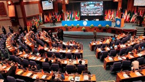 El G77 es hoy integrado por 134 naciones de las Naciones Unidas. Es el mayor bloque internacional.