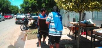 BUENOS AIRES – Inundaciones | Mientras Vidal sigue en las playas mexicanas, militantes peronistas ayudan a los inundados.
