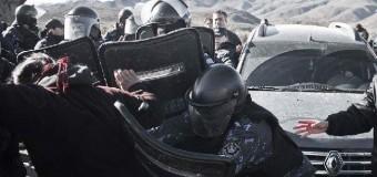 EDITORIAL – DERECHOS HUMANOS | Fuerte represión del Gobierno macrista a los Mapuches en la Patagonia.