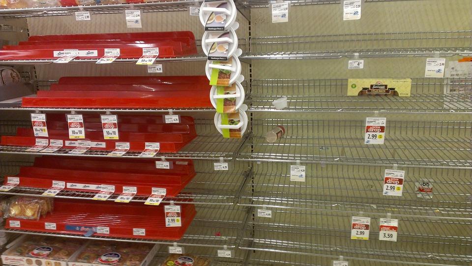 En 2016 el consumo de alimentos bajò un 10 % y este año habrìa que agregarle otro 9 %.