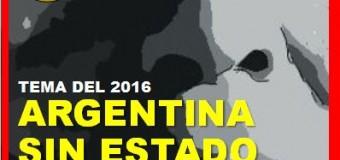 ECO Informativo º TEMA DEL AÑO 2016. La pérdida del Estado de Derecho.