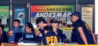 VERGONZOSO – Xenofobia | El Gobierno de Macri persigue a hermanos latinoamericanos en la Estación de Liniers.