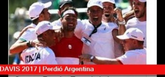 TV MUNDUS – Deporvida 315 | Argentina perdió en la Copa Davis 2017