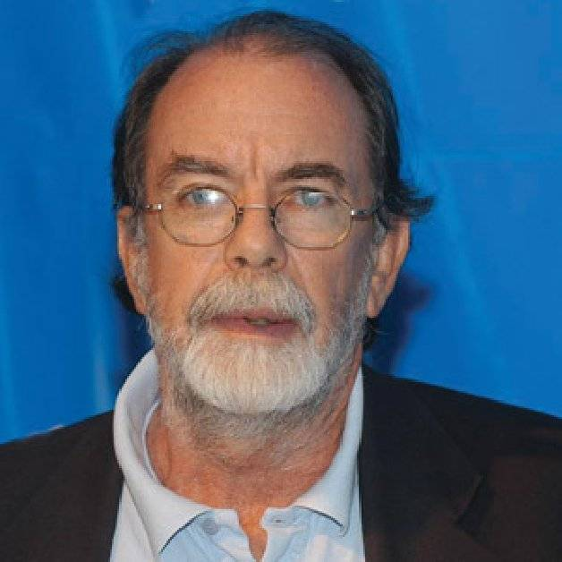 El racista ex Presidente del Banco Nación, Javier González Fraga.