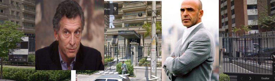 El departamento de Arribas en San Pablo valdría mucho más que los u$s 70.000 que dice Arribas y mucho menos los muebles.
