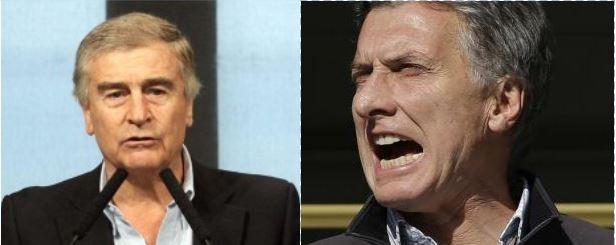 El Presidente Mauricio Macri (PRO) y su MInistro de Comunicación Oscar Aguad (UCR) fueron imputados por el escándalo del Correo.