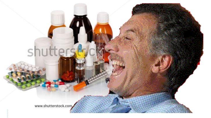 Los medicamentos aumentarán un 100 %.