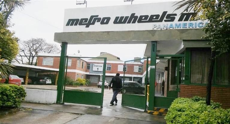 Mefro Wheels solo importará mercadería desde Estados Unidos y Alemania. Dejará de fabricar en el país.