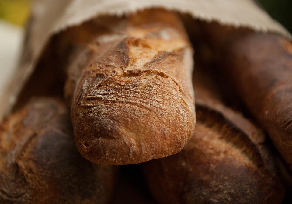 El pan es un elemento esencial en la canasta básica de los argentinos.