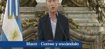 TV MUNDUS -Noticias 226 | Escándalo de Macri con el correo. Bajan las jubilaciones.