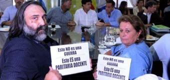 TRABAJADORES – Régimen | Baradel fue nuevamente amenazado tras las palabras despectivas de Macri.