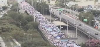TRABAJADORES – Educación | 400.000 docentes en la Marcha Federal Educativa contra el desprecio del macrismo.