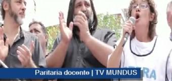 EDUCACIÓN – Buenos Aires | Ante el silencio de María Vidal, los docentes hacen otro día de paro.