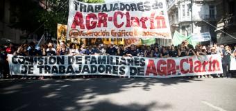 TRABAJADORES – Régimen | Finalmente desalojaron la planta AGR de Clarín.