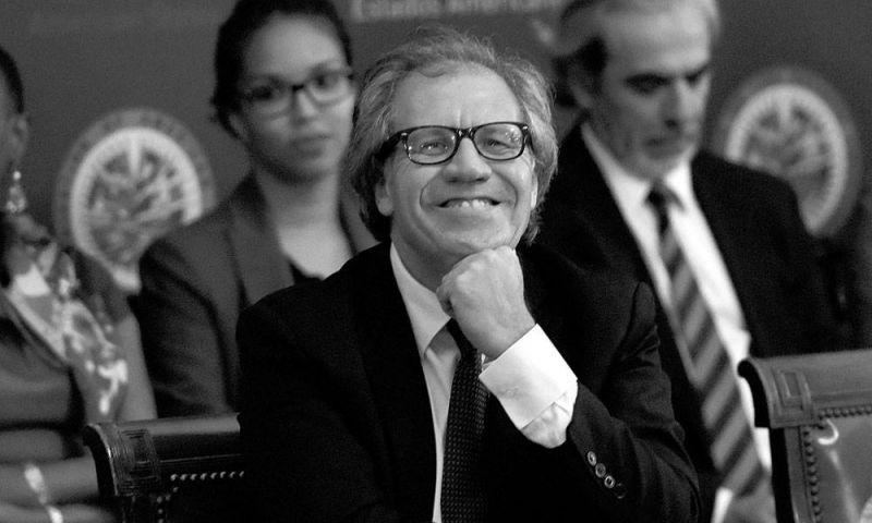 El derechista uruguayo Luis Almagro es el hombre de Estados Unidos en la OEA.