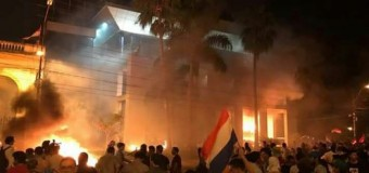 REGIÓN – Paraguay | Confusos episodios terminan con más de 200 detenidos, un legislador muerto y un Senado que habilitó a Cartes a ser reelecto.