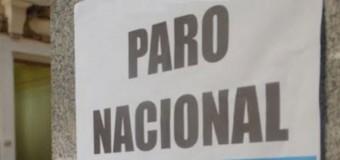 EDITORIAL – PARO GENERAL  | Contundente adhesión a la protesta contra el Gobierno derechista.