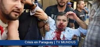 TV Mundus – Noticias 229 | Paraguay es un caos.