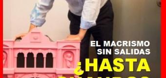 ECO INFORMATIVO n° 77 | ¿Cuando choca Macri?
