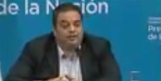 El repudiado Ministro Triaca (h) dijo que el paro no le interesó al Gobierno.